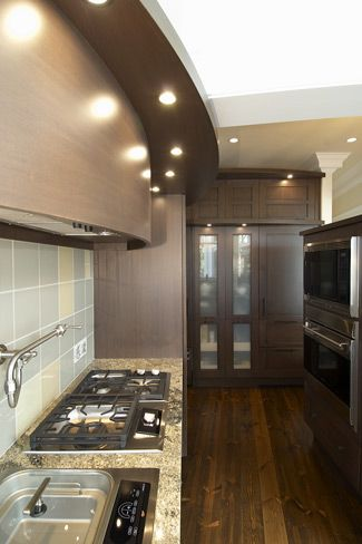 False Ceiling In Kitchen