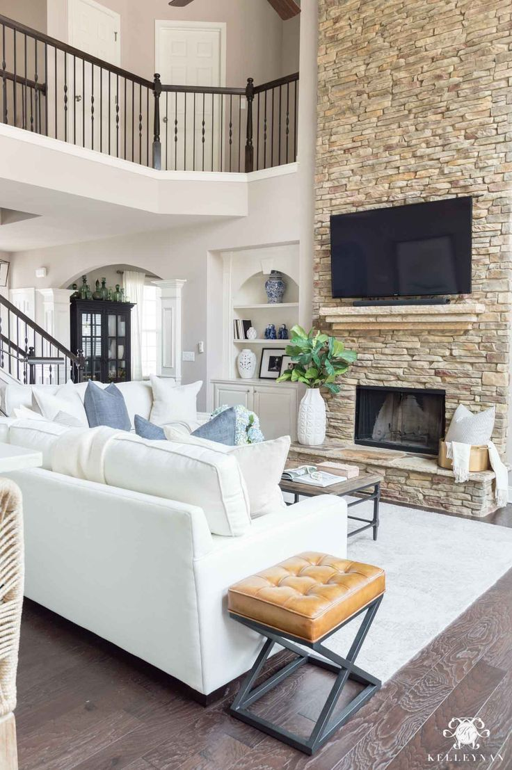Nice Living Rooms Designs: 3 Ideas To Conceal Baby Items & Toys In The Living Room