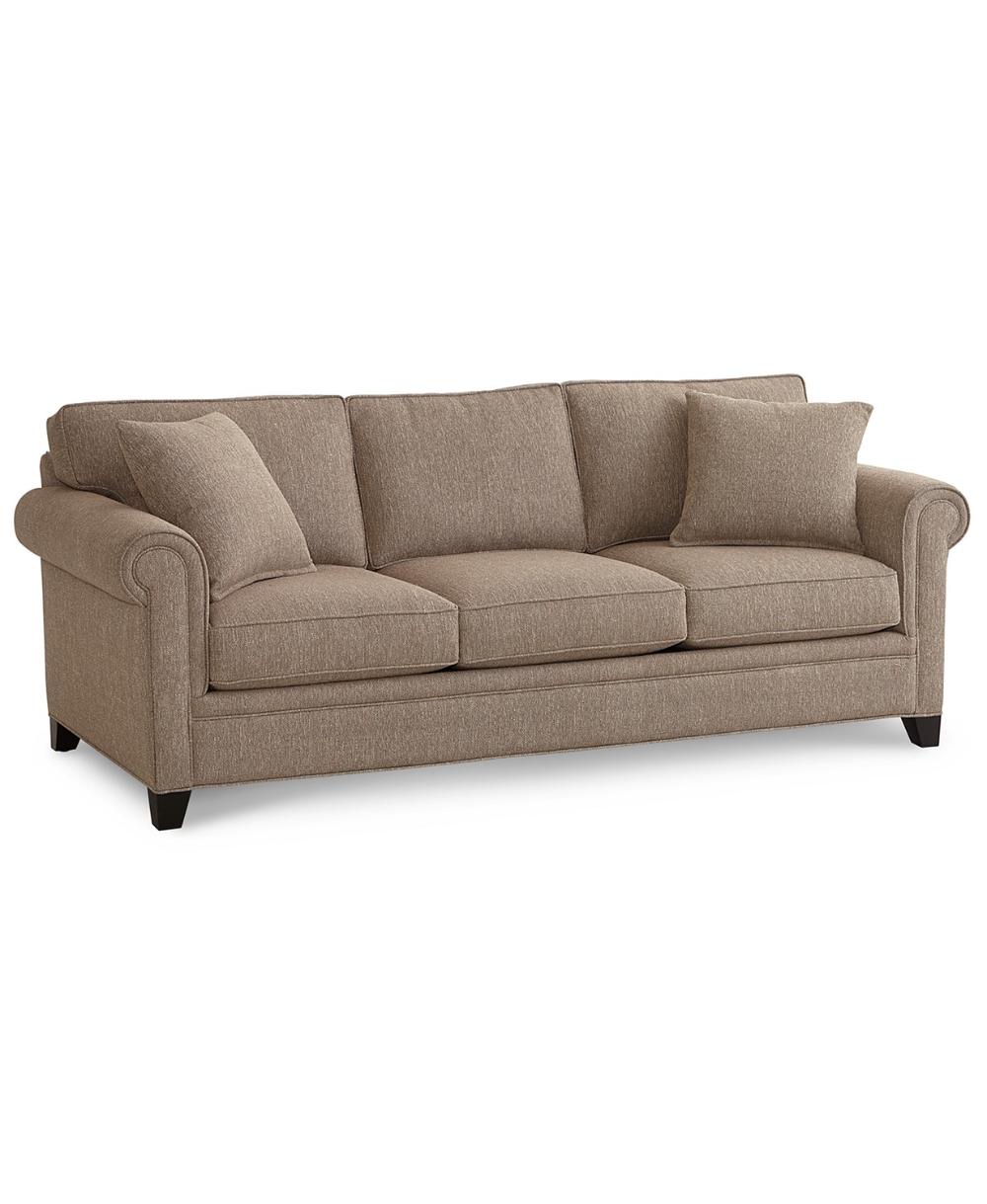 Furniture Banhart 90 Fabric Sofa Created For Macy S Reviews Furniture Macy S Fabric Sofa Furniture Sofa