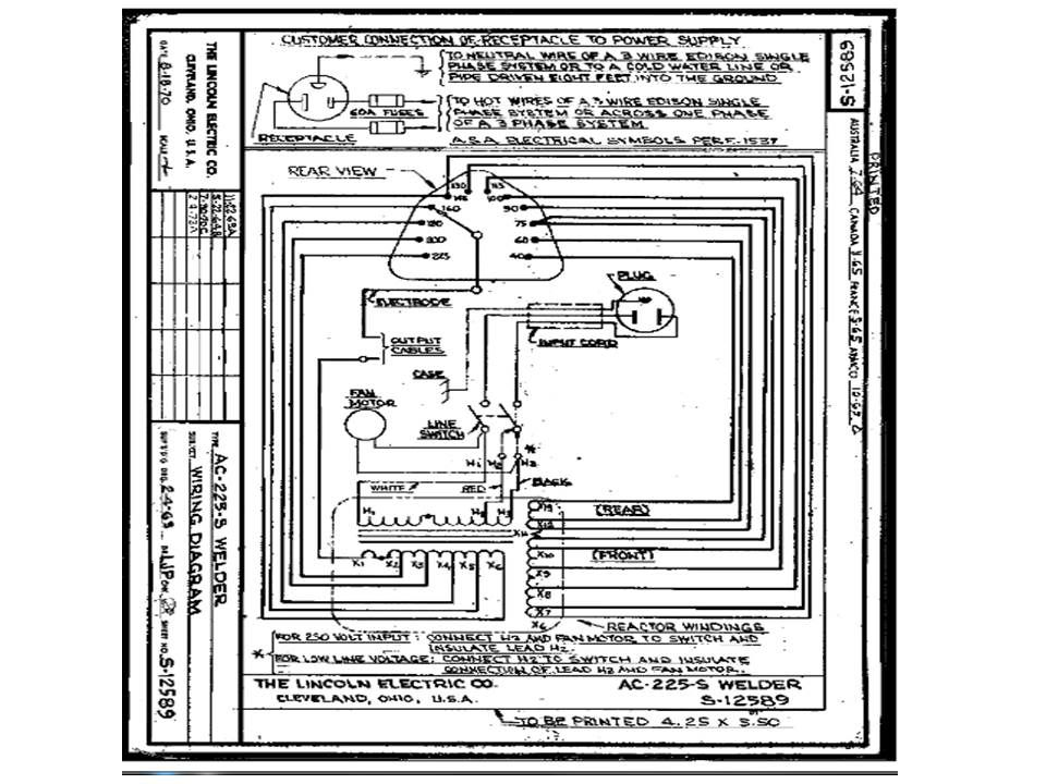 Tsk Beckley S Image Diagram Welders Wire