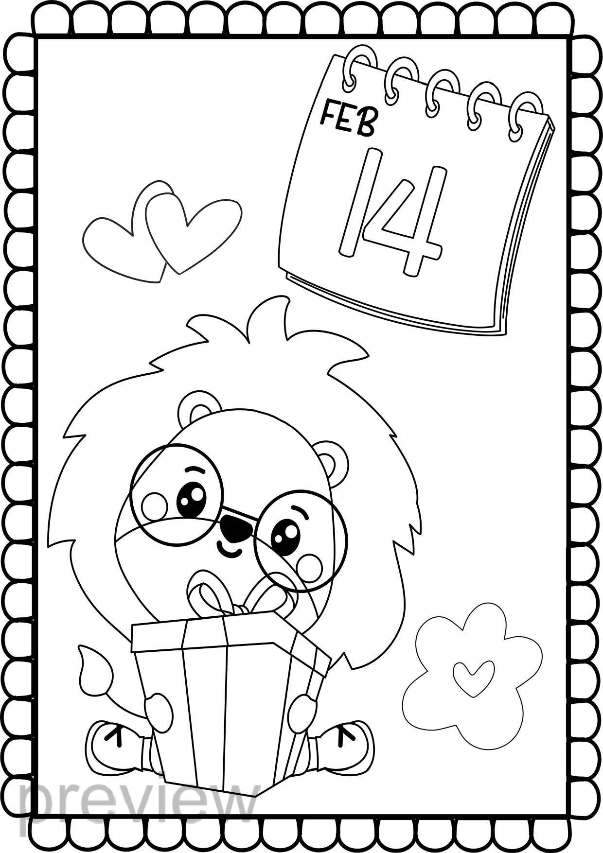 29+ Disney valentines day coloring pages pdf information