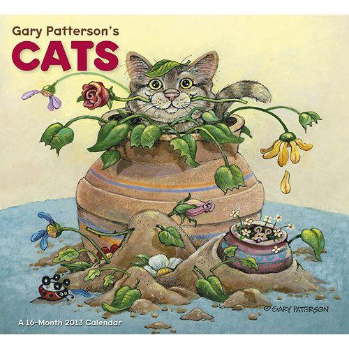 20+ Gary Patterson Cat Calendar 2021 - Free Download ...