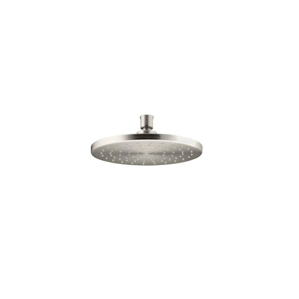 Kohler K 13688 G 1 75 Gpm Rain Shower Head With Masterclean Spray