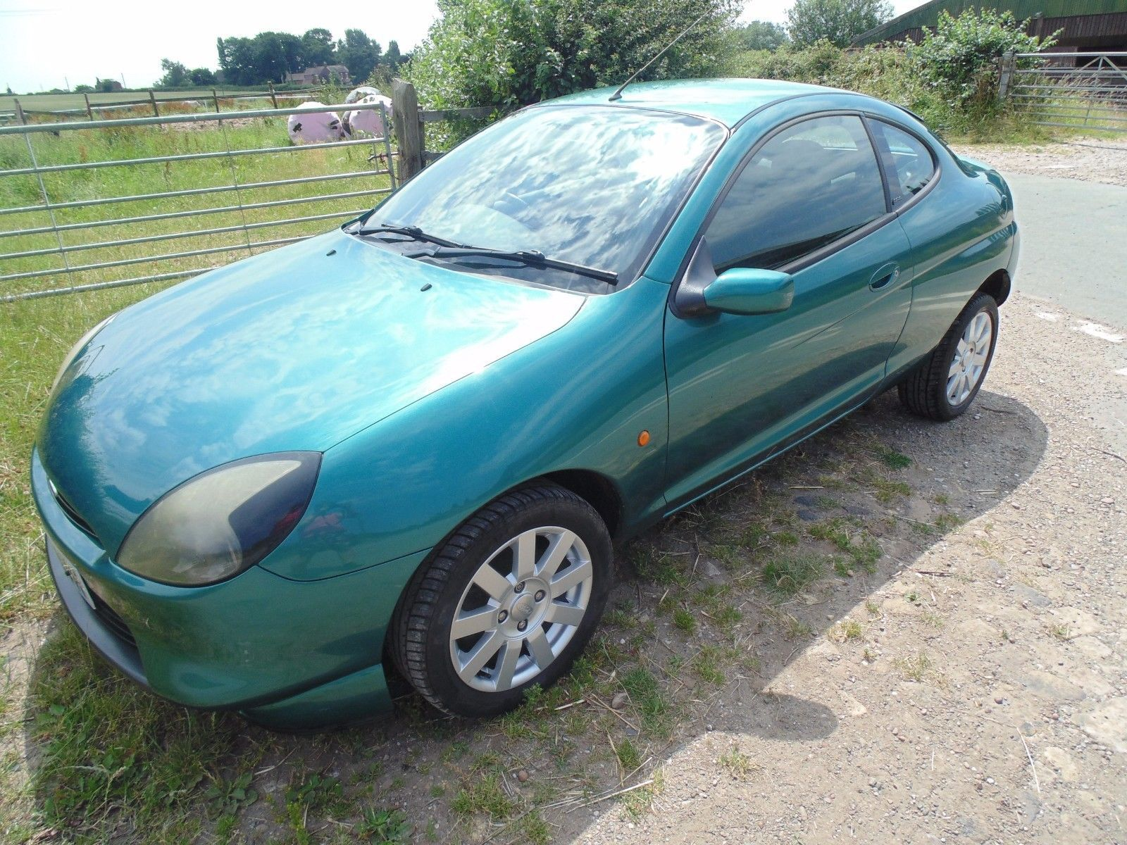 eBay FORD PUMA 1.7 VCT ONLY 61000 MILES  SPARES OR REPAIRS  FUTURE CLASSIC & eBay: FORD PUMA 1.7 VCT ONLY 61000 MILES  SPARES OR REPAIRS ... markmcfarlin.com