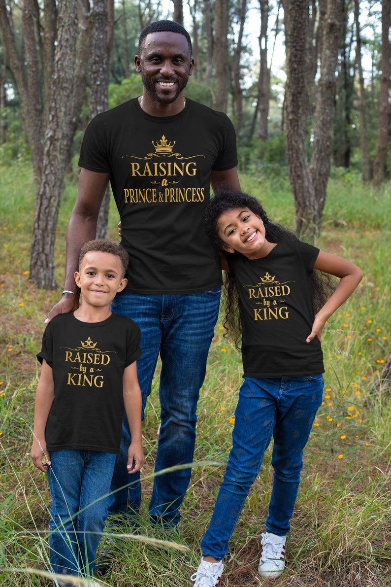 Dad Kid shirts Father Kids shirts Dad Daughter Son matching | Etsy