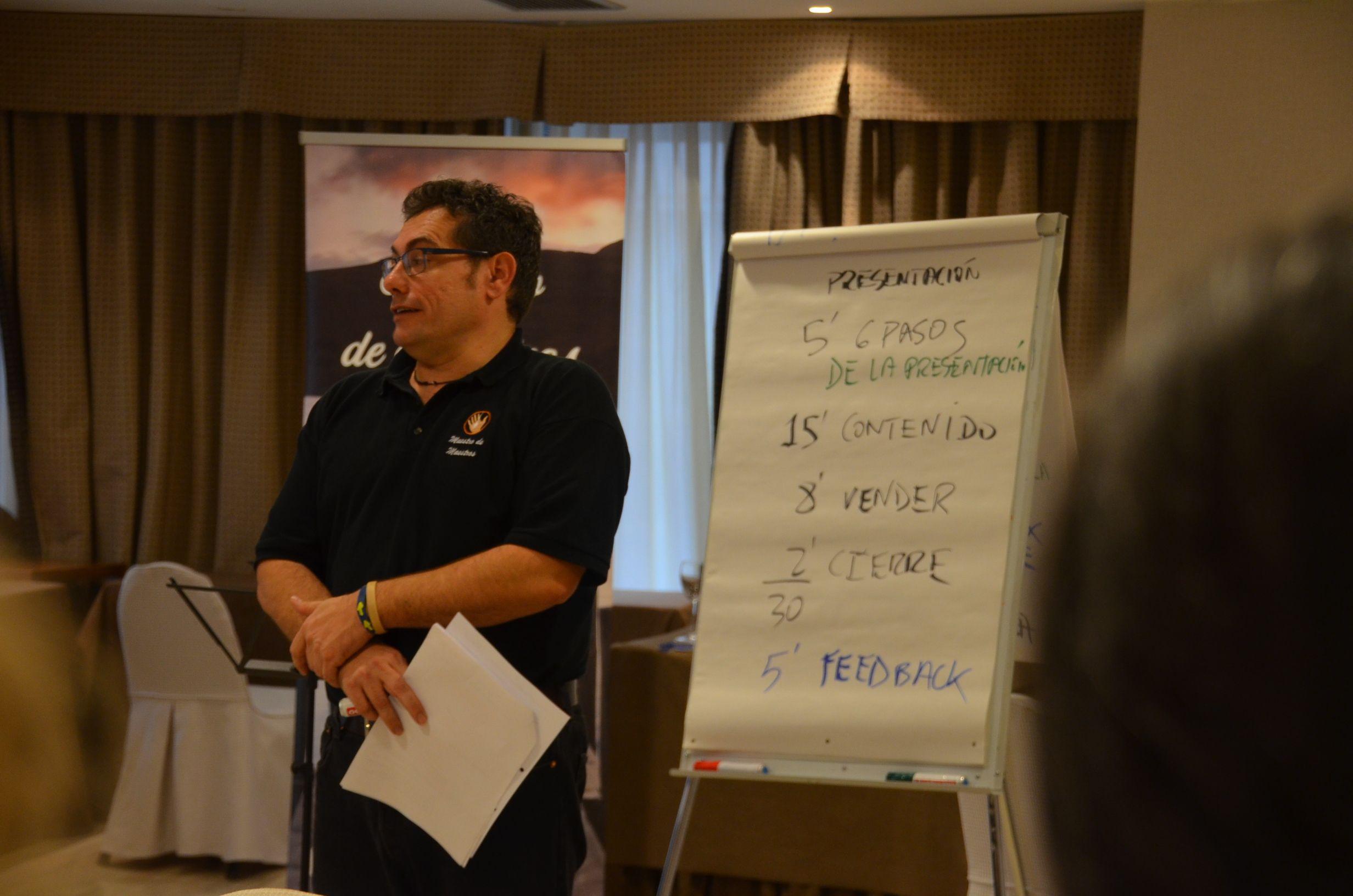 7ª EDICIÓN MAESTRO DE MAESTROS, nov 14.     ¿Por dónde andábamos?  #maestrodemaestros #josepecoach #coaching