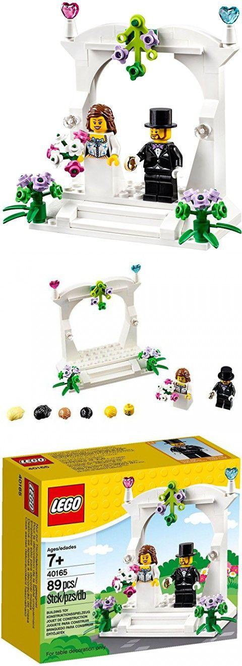 Lego Wedding Favor Set 40165 Lego wedding, Wedding