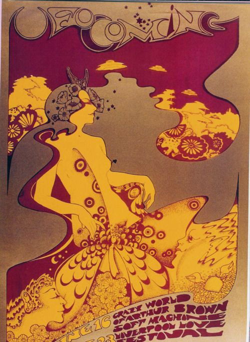 Hapshash and the Coloured Coat, UFO Coming 1967