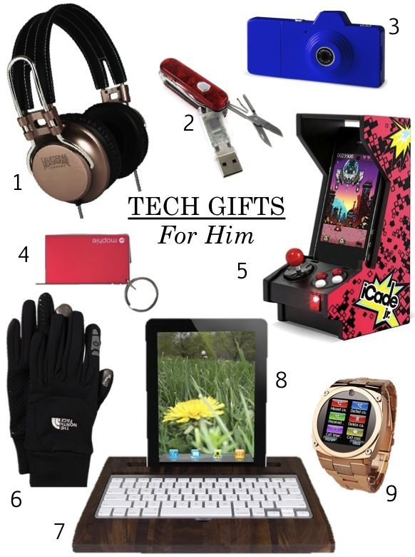 Cool Tech Gifts For Guys Tech Toys Pinterest Tech: cool tech gadgets for christmas
