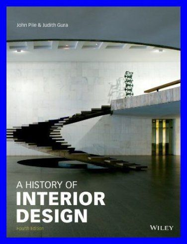 History Of Interior Design 4th Edition By John F Pile PDF EBook