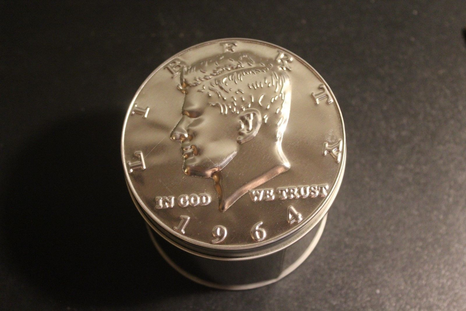 JOHN F KENNEDY /& LYNDON B JOHNSON Presidential Campaign JFK Half Dollar US Coin
