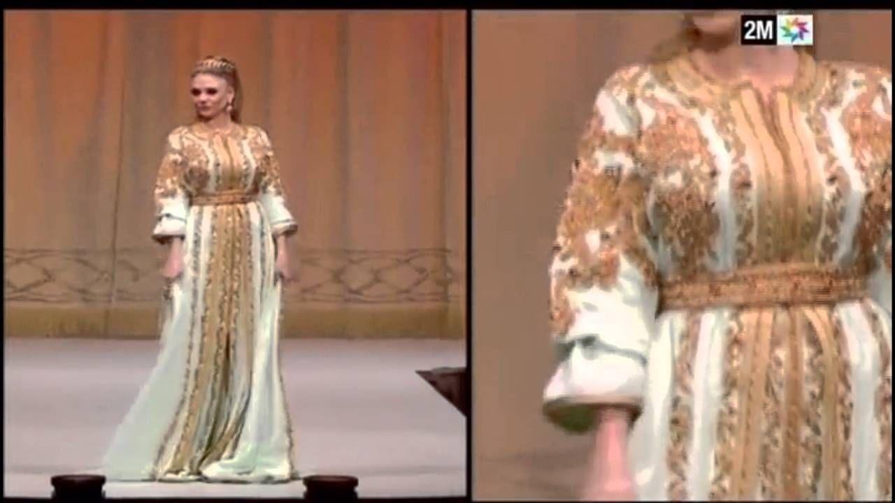 Caftan show la collection de caftans haute couture signée