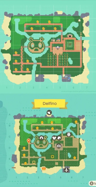 Acnl Town Map : Almost, There..., Can't, Believe,