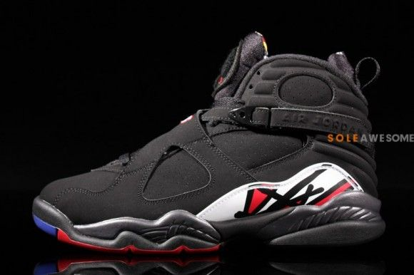 Air Jordan 8 Retro Playoffs New Detailed Pictures had these awhile ... bc67ba70e