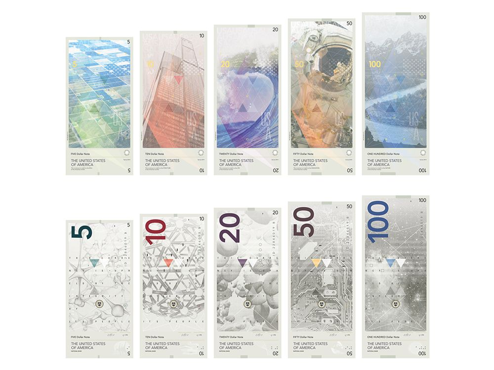 What if Our Money Were Designed to Celebrate Science Instead of ...