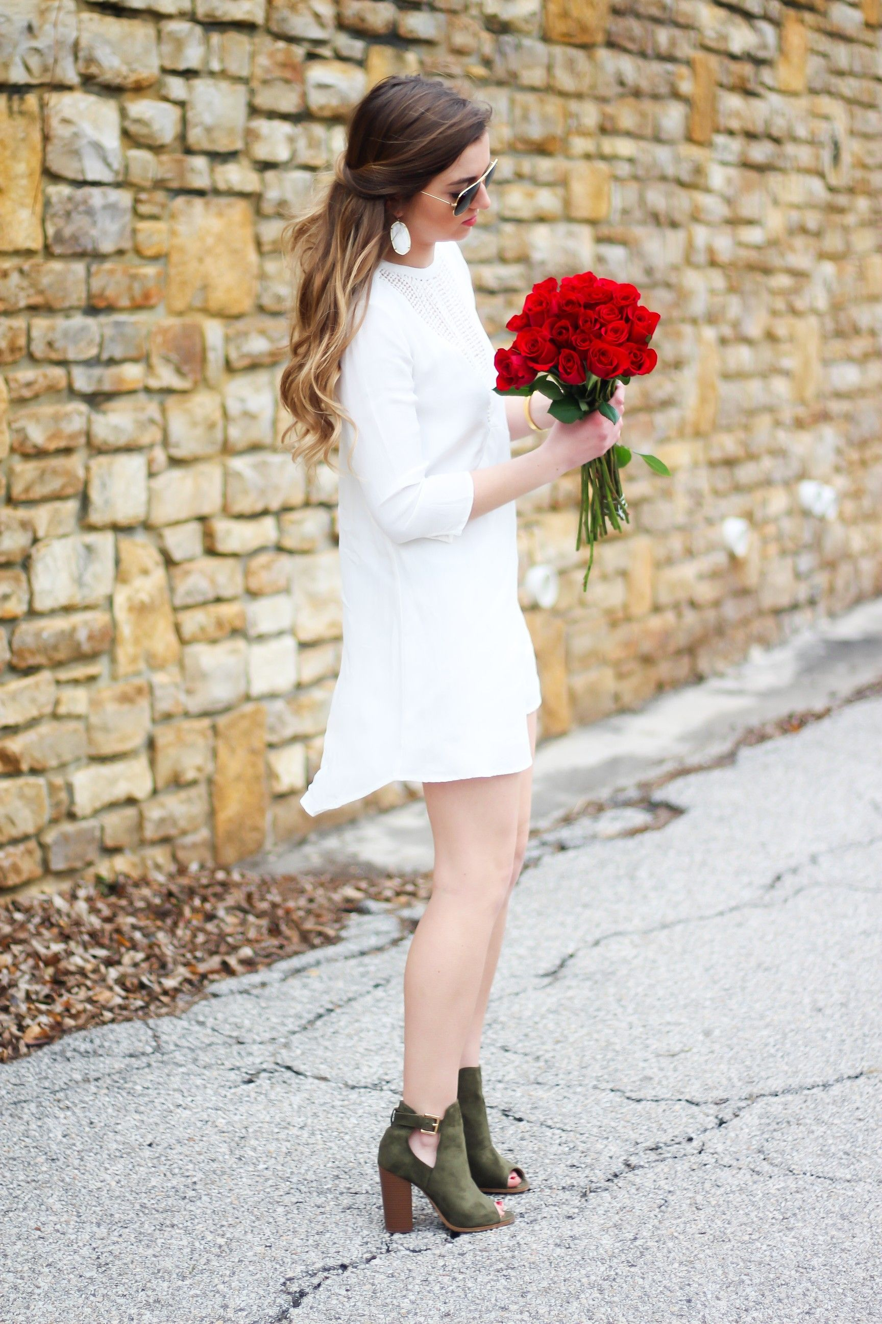 Perfect valentineus day look if you need to know what to wear for