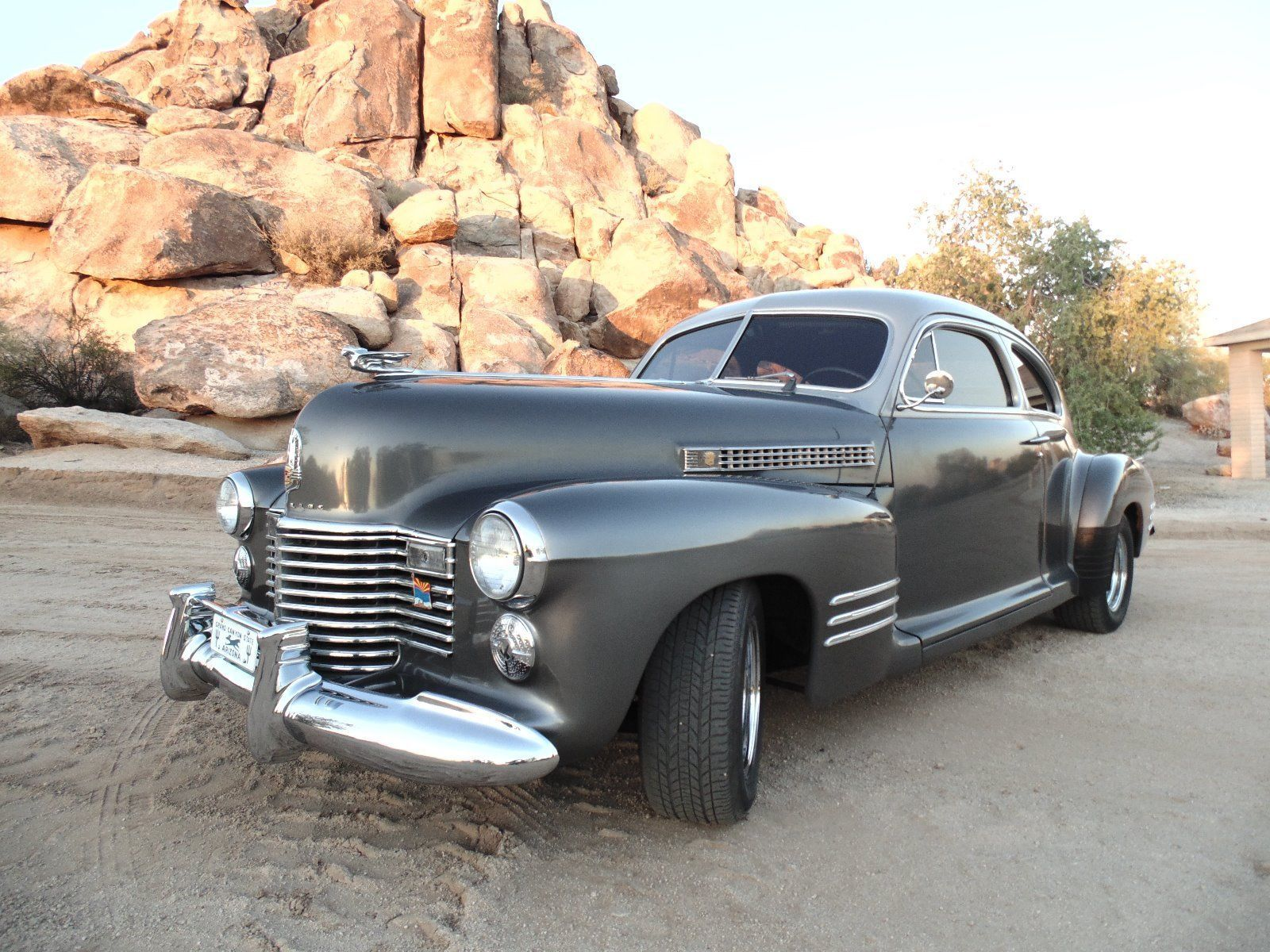 1941 cadillac series 61 for sale