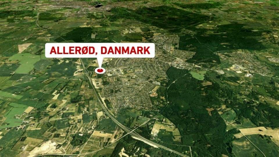 Allerød,Denmark