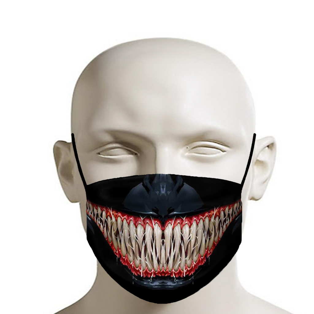 Hungry In 2020 Mouth Mask Design Mask Design At Home Face Mask