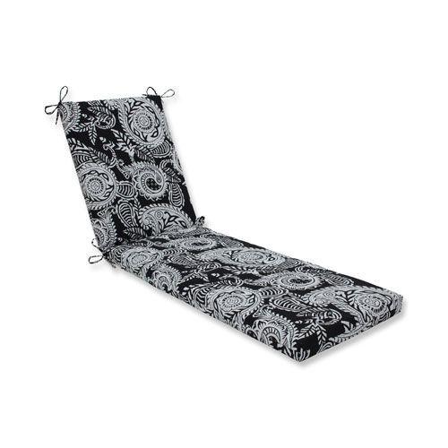 Outdoor / Indoor Addie Night Chaise Lounge Cushion 80x23x3