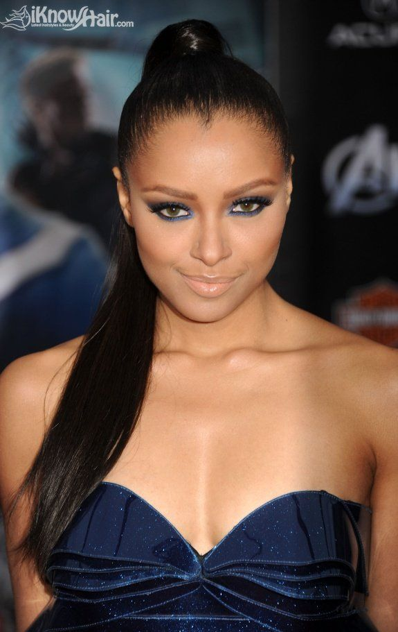 Ponytails Hairstyles black hairstyles braids this ideas can make your hair look foxy Celebrity Ponytail Hairstyles Hairstyles 2015 U2013 Trendy Haircuts