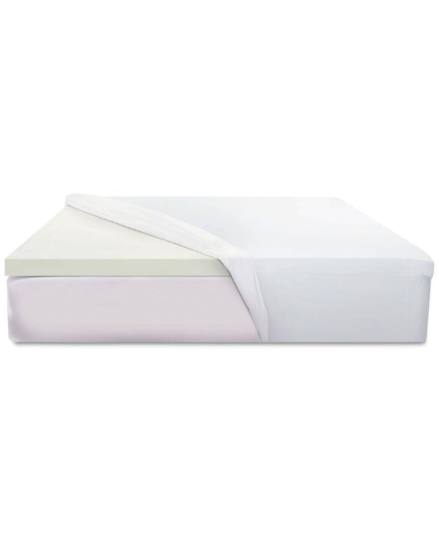 sealy 2 premium support foam twin mattress topper