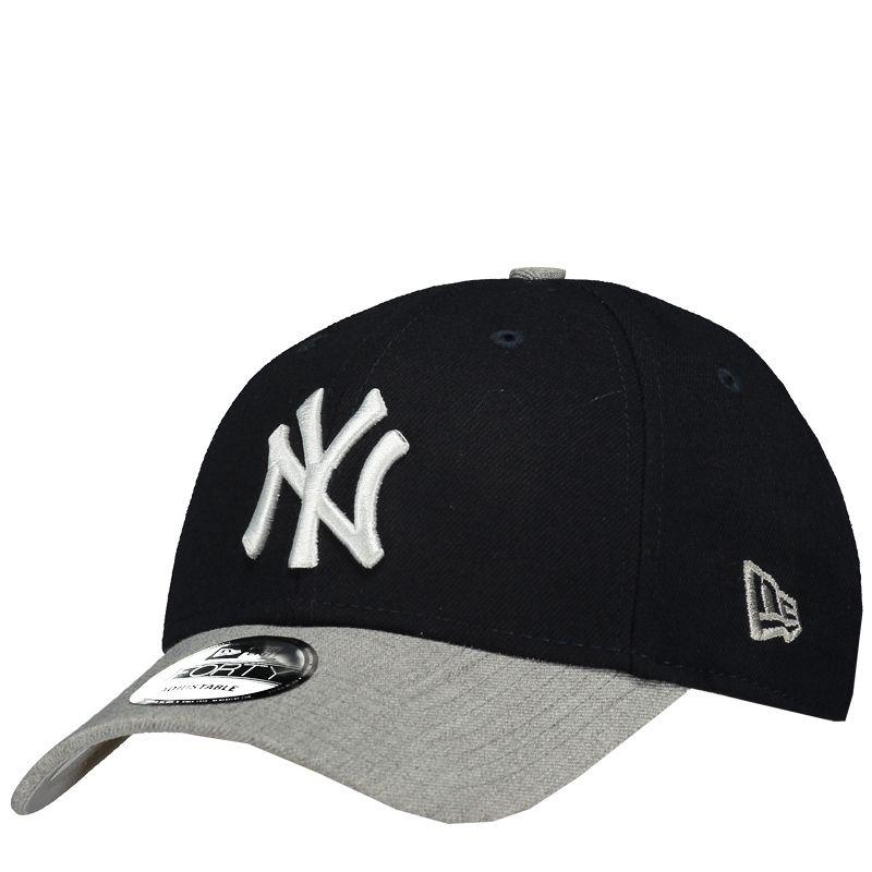 8cd36672d2286 Boné New Era MLB New York Yankees League 940 Marinho e Cinza Somente na  FutFanatics você