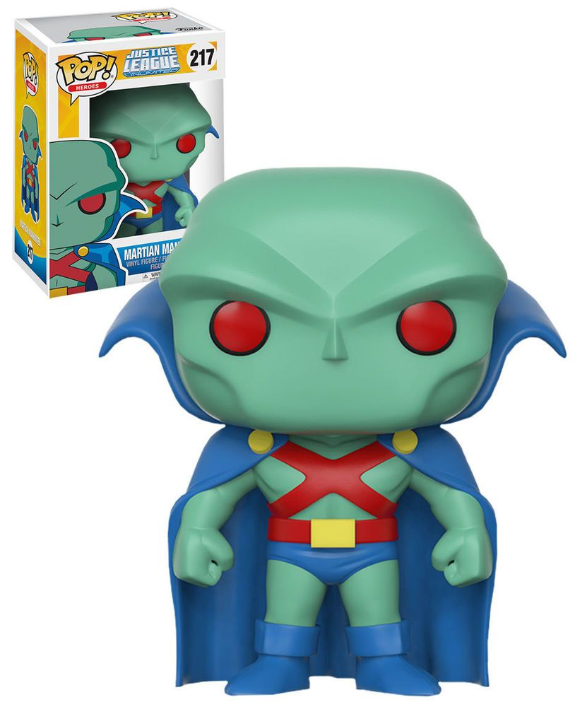 Funko pop heroes dc justice league unlimited 217