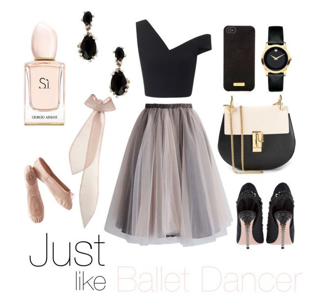 """""""Just like Ballet Dancer"""" by heimi on Polyvore"""