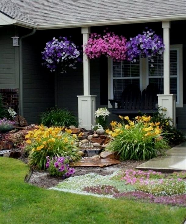 Developing A Landscape For Your Front Yard Will Greatly