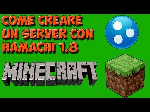 Come Creare Un Server Minecraft Con Hamachi Http - Minecraft server erstellen 1 8 mit hamachi