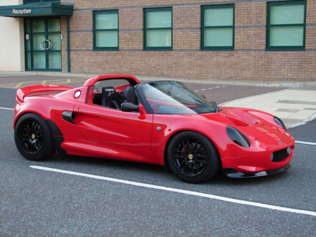 Lotus elise s1 custom