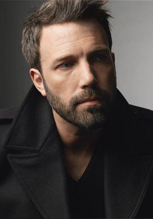 Oblong Face Shape Ben Affleck Celebrities Beard Styles