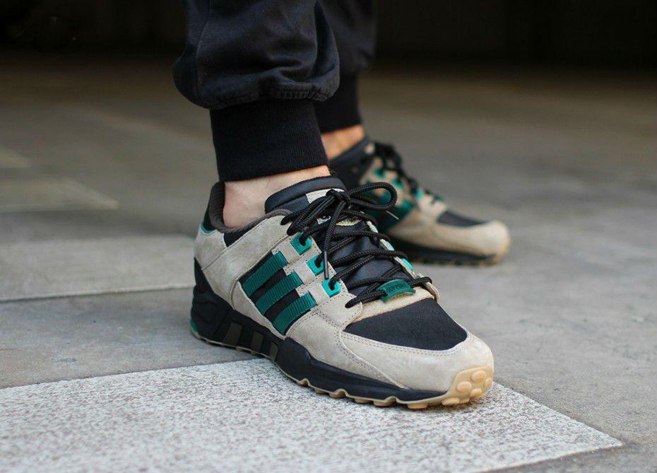 Adidas Eqt Black Sub Green