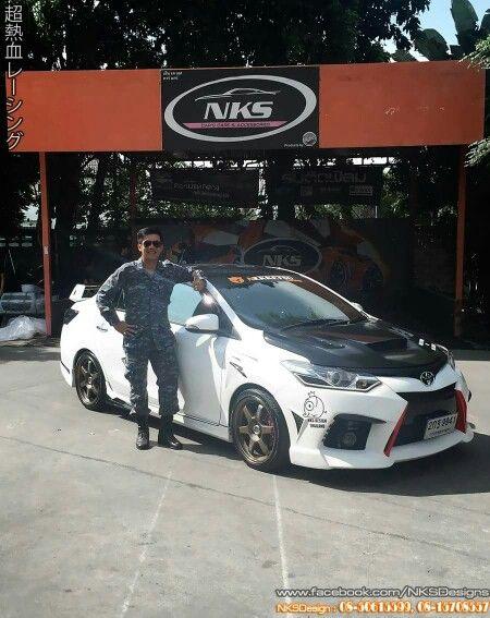 Nekketsu Nks Carcare Amp Accessories Toyota Vios Sport