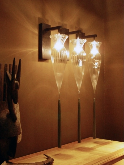 Calaf Wall Gineico Lighting Exquisitely Detailed Hand