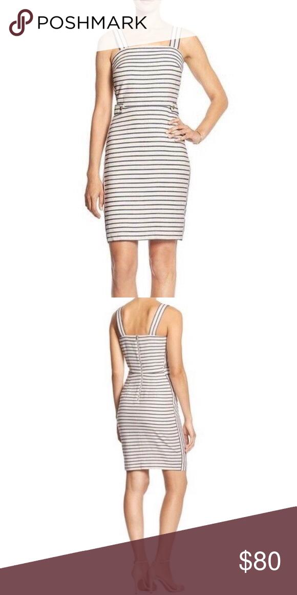 12++ Banana republic striped dress inspirations