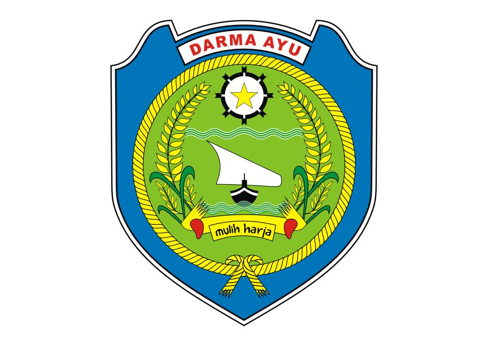 Logo Kabupaten Indramayu Vector Mengagumkan Desain Kota