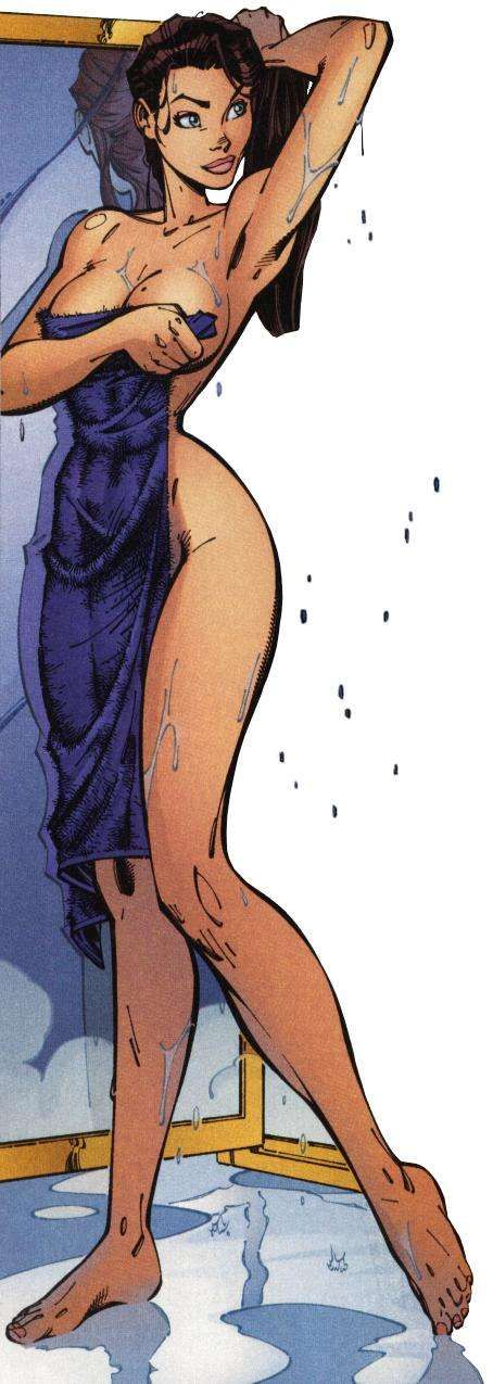 Sexiest Female Comic Book Characters  List Of The Hottest -5848