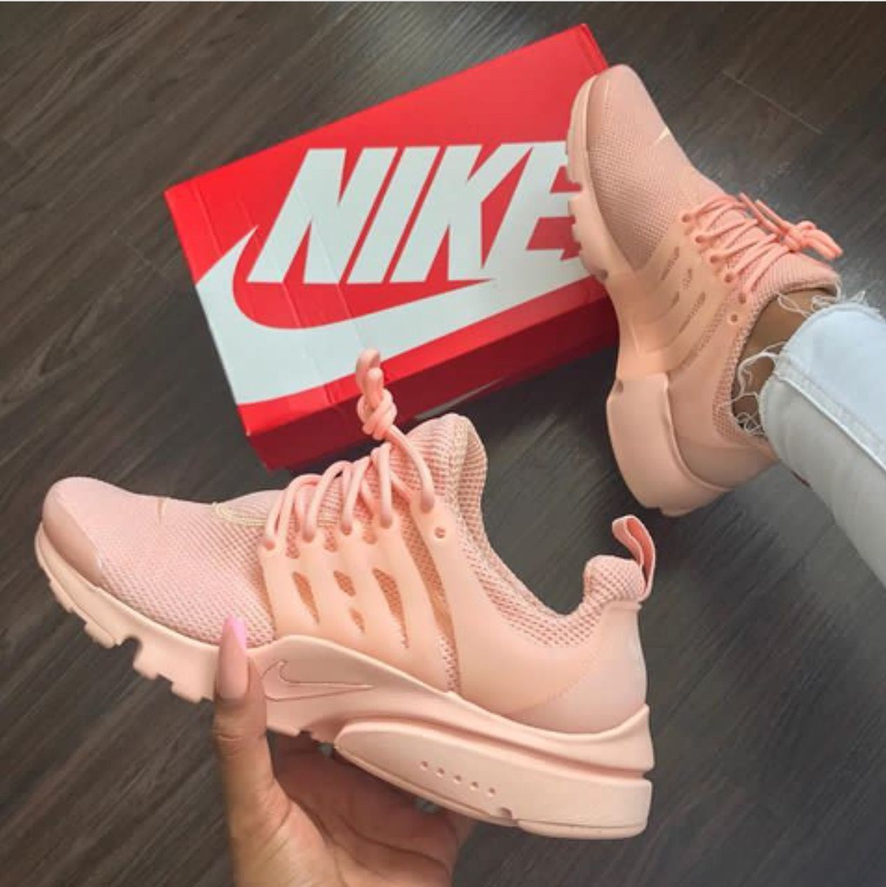 Air Presto Ultra BR 'Arctic Orange'
