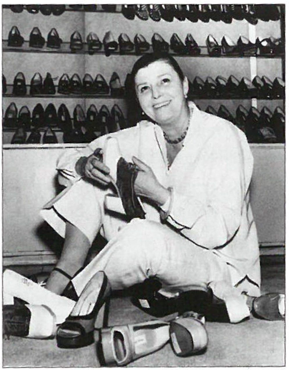 Jackie Kennedy Shoes: FASHION FLASHBACK: BETH LEVINE SHOES PART 2 In 2020