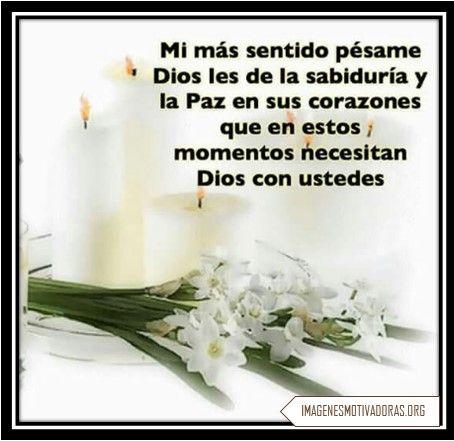 Pin De Catalina En Feliz Cumpleanos Condolences Quotes