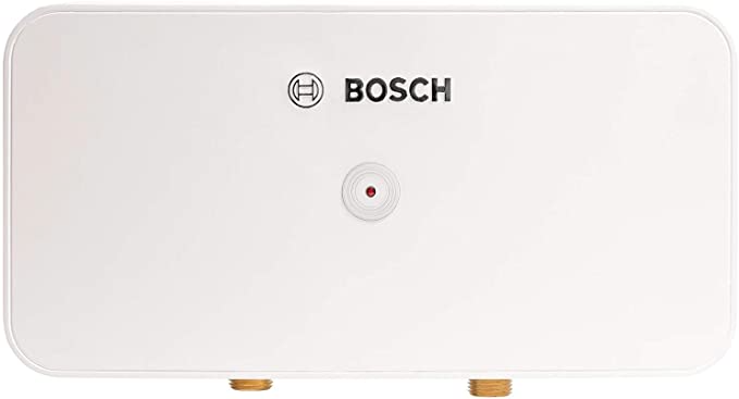 Bosch Thermotechnology 7736505870 7 2kw Bosch Us7 2r Tronic 3000 Electric Tankless Water Heater 7 2 Tankless Water Heater Water Heater Electric Water Heater