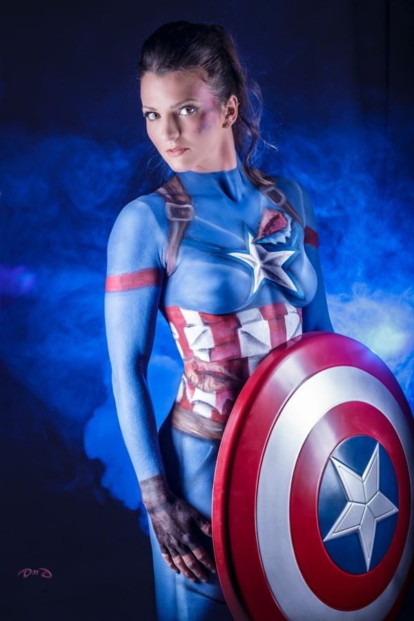 Pin by Robert Delahunt on dc | Captain america body
