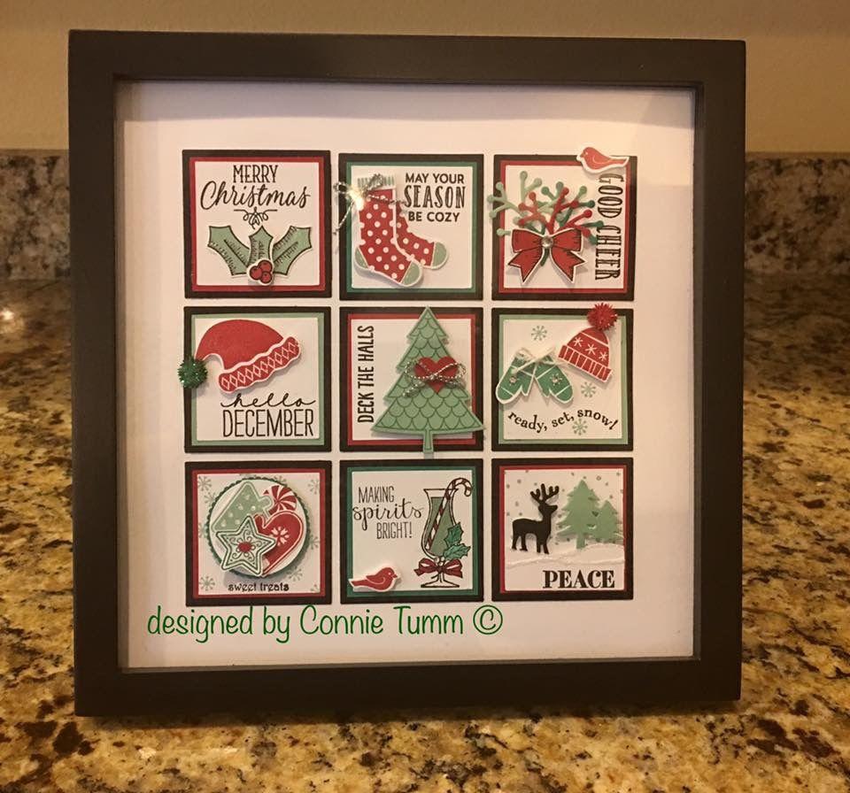 Pin von Martha Galvez auf Cards, Stampin\' & Tags | Pinterest | Rahmen