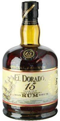 El Dorado 15 år Rom DDK 369