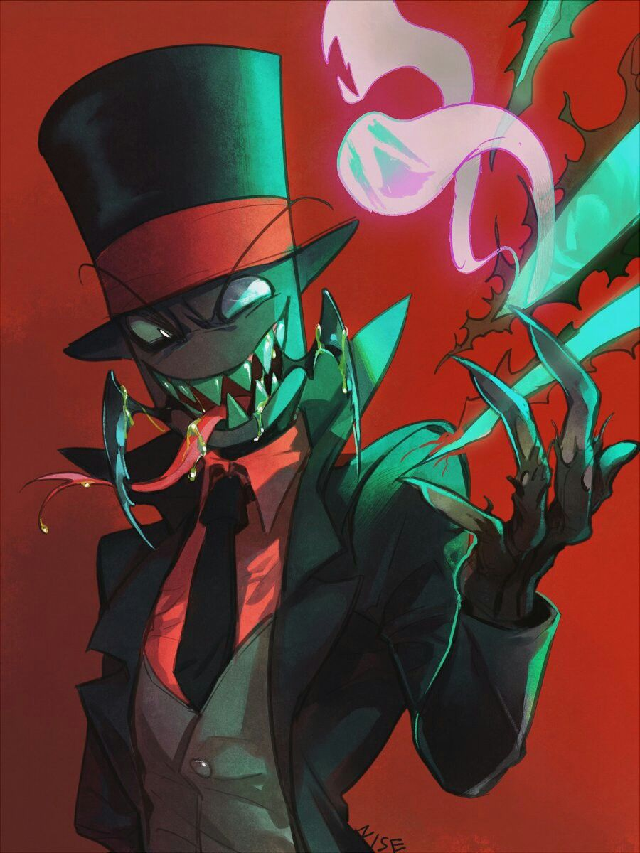 Black Hat Villanos Vishanos Dibujos Animados Viñetas Comic