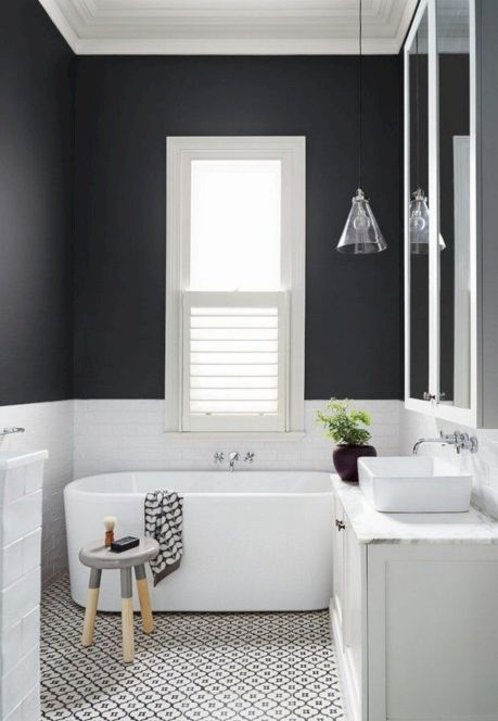 115 Extraordinary Small Bathroom Designs For Small Space Small
