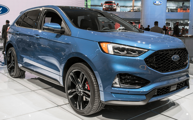 2020 Ford Edge St Interior Specs And Release Date