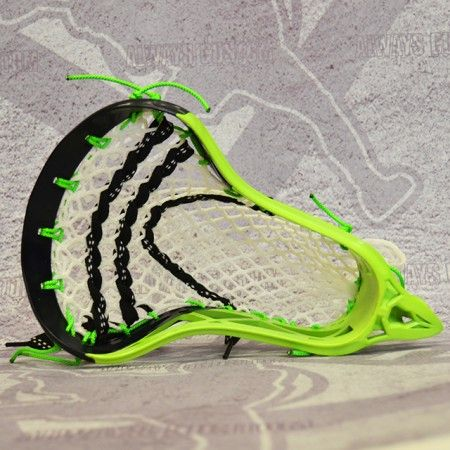 Under Armour Lacrosse Mesh Stringing Kit Neon
